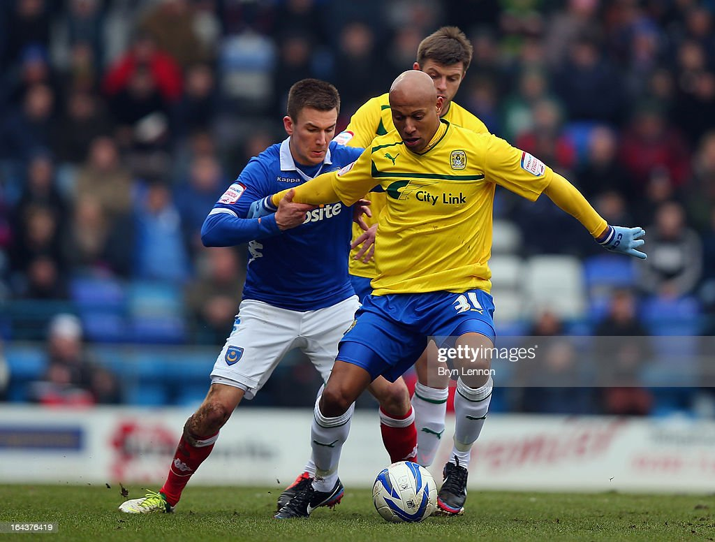 Portsmouth v Coventry City - npower League One
