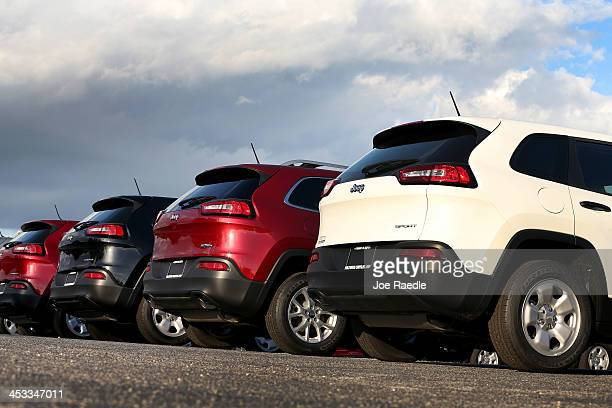 at jeep reports a photos december the displayed jump percent november dealership is picture sales chrysler event in images and vehicle hollywood on