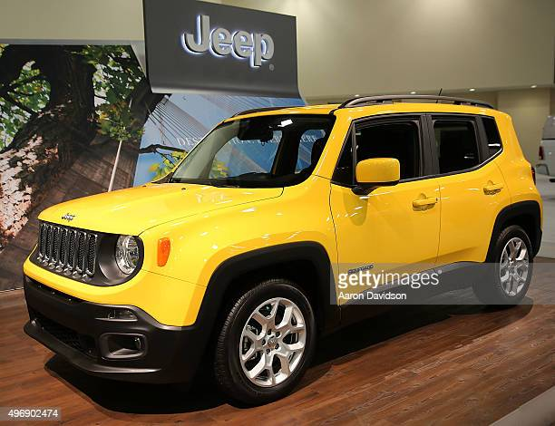 jeep renegade getty images. Black Bedroom Furniture Sets. Home Design Ideas