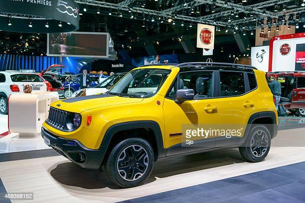 Jeep Rebel SUV crossover