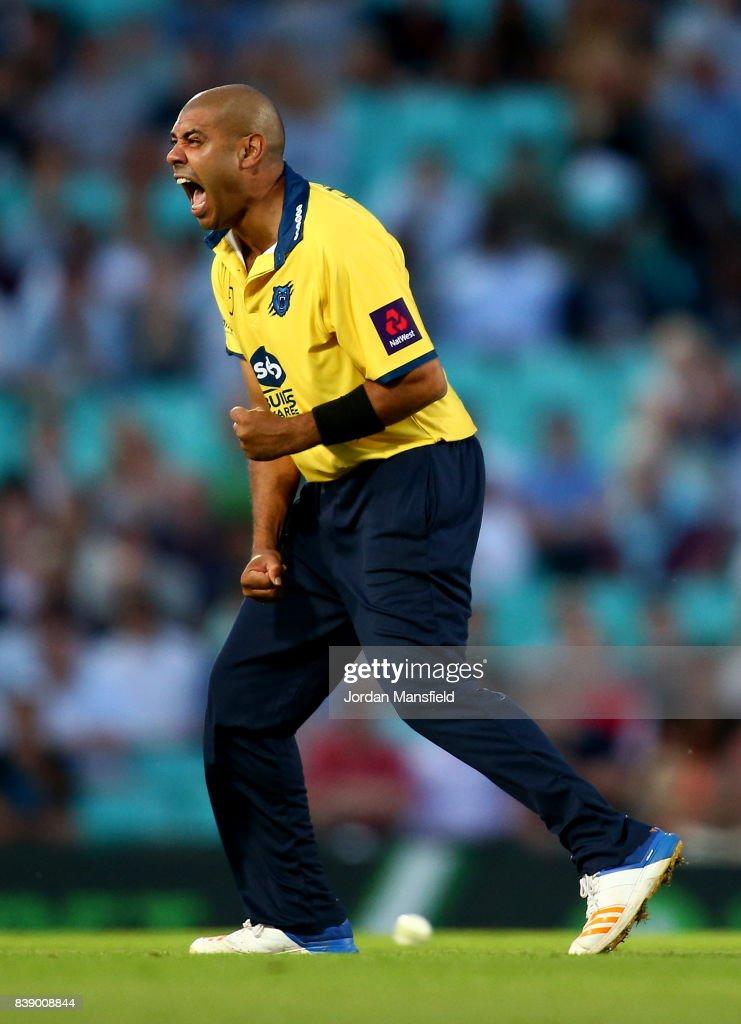Surrey v Birmingham Bears - NatWest T20 Blast Quarter-Final
