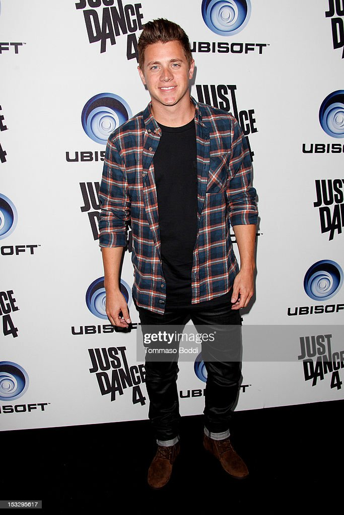 Jef Holm attends the Ubisoft presents the launch of 'Just Dance 4' held at Lexington Social House on October 2, 2012 in Hollywood, California.