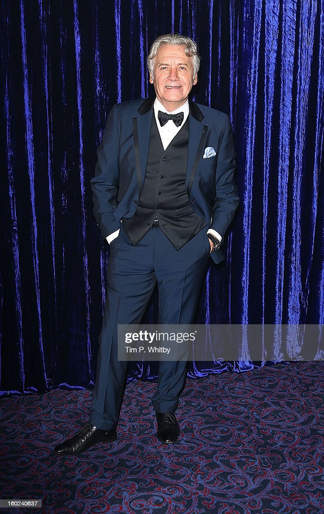 Jeff Banks attends the Retail Trust London Ball at Grosvenor House, on January 28, 2013 in London, England.