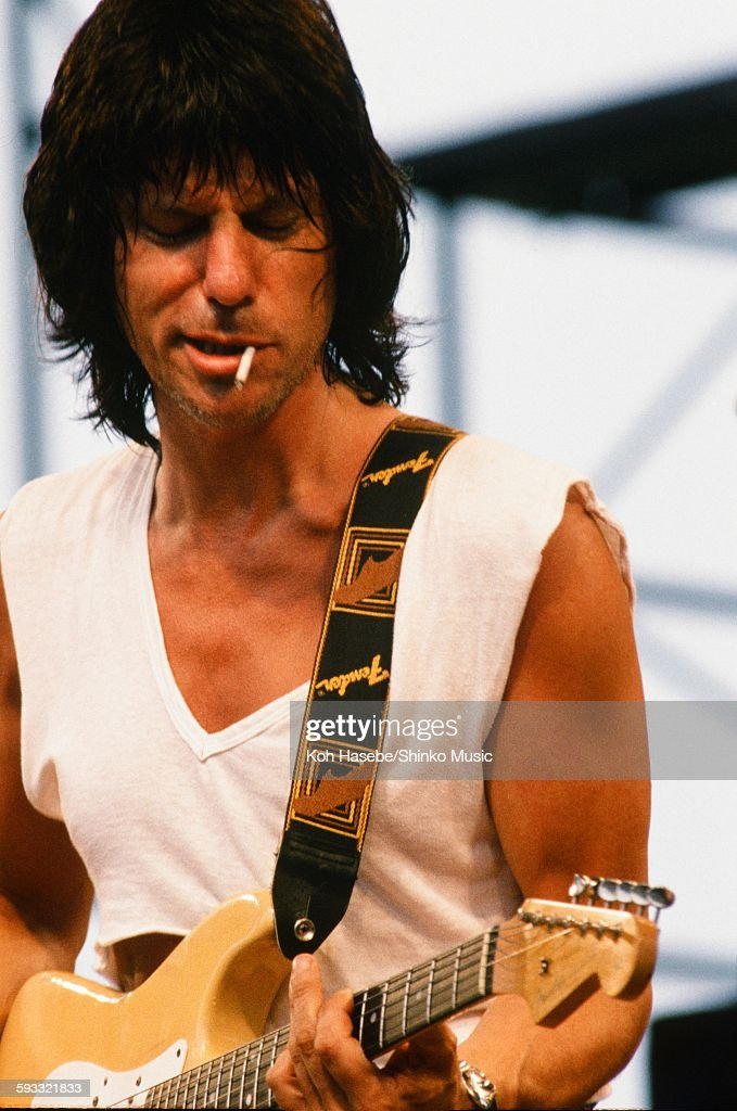 Jeff Beck | Getty Images