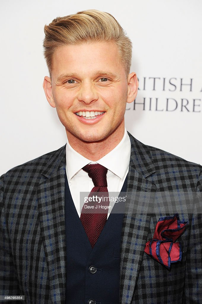 Jeff Brazier attends the British Academy Children's Awards at The Roundhouse on November 22 2015 in London England