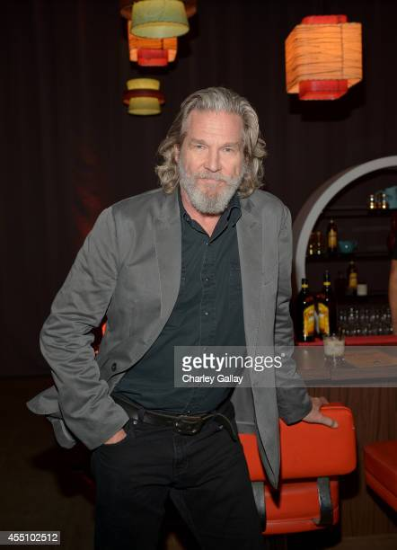 Jeff Bridges attends the premiere of 'The White Russian' A Kahlua Productions Film starring Jeff Bridges at Siren Studios on September 9 2014 in...