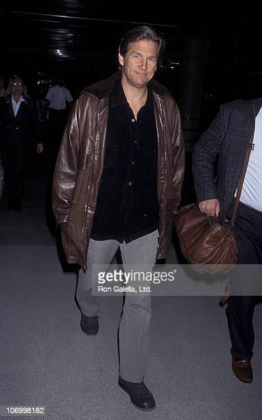 Jeff Bridges during Los Angeles International Airport Jeff Bridges Sighting Febuary 29 1996 at Los Angeles International Airport in Los Angeles...