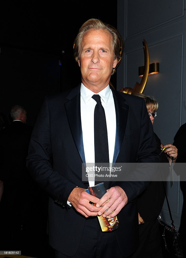 Jeff Daniels at the 65th Primetime Emmy Awards which will be broadcast live across the country 8:00-11:00 PM ET/ 5:00-8:00 PM PT from NOKIA Theater L.A. LIVE in Los Angeles, Calif., on Sunday, Sept. 22 on the CBS Television Network.
