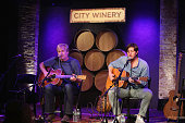 Jeff Daniels and Ben Daniels Band In Concert - New York,...