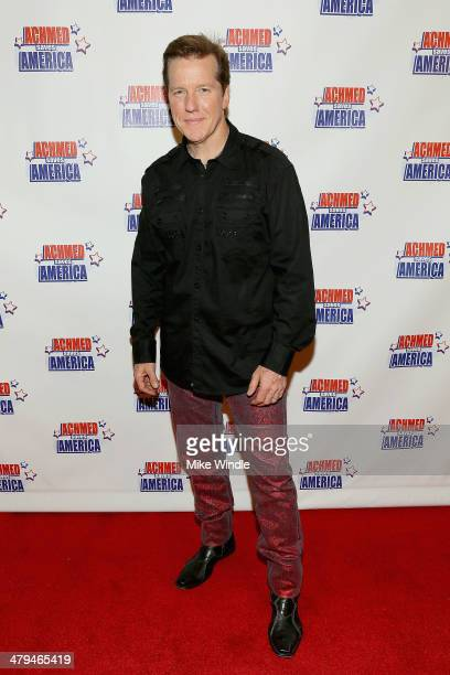 Jeff Dunham attends the 'Achmed Saves America' World Premiere at The Grove on March 18 2014 in Los Angeles California