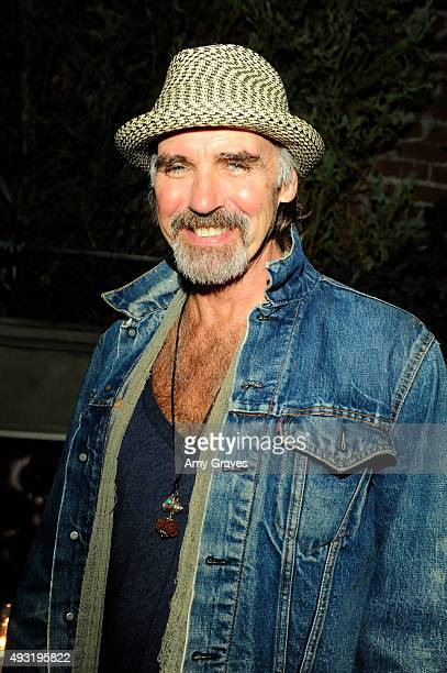 Jeff Fahey attends the Happy Socks Presents The World Premiere Screening of 'Sock 'Em Dead' A Short Film by Robert Rodriguez at No Vacancy on October...