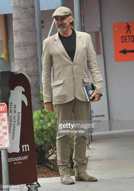 Jeff Fahey is seen on June 7 2017 in Los Angeles California