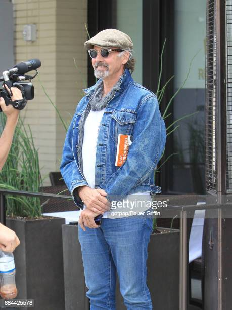 Jeff Fahey is seen on May 17 2017 in Los Angeles California