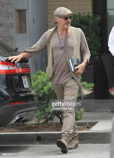 Jeff Fahey Sheindlin is seen on June 6 2017 in Los Angeles California