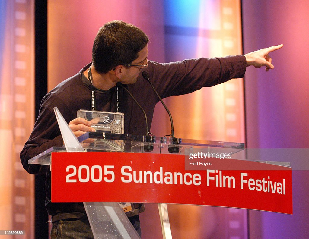 2005 Sundance Film Festival - Awards Ceremony - Show