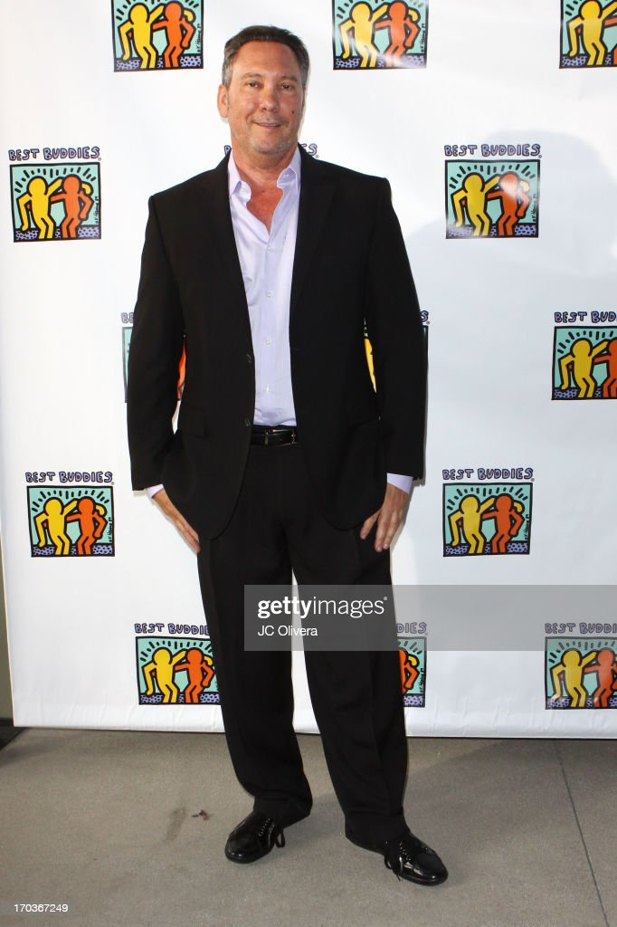 Jeff Franklin attends Best Buddies Jobs Vanguard reception at UTA on June 11, 2013 in Beverly Hills, California.