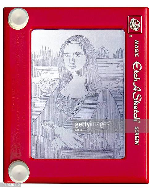 Jeff Gagliardi of Boulder Coloraro is one of a small group of noted EtchaSketch artists He uses the toy to recreate famous works of art as well as...