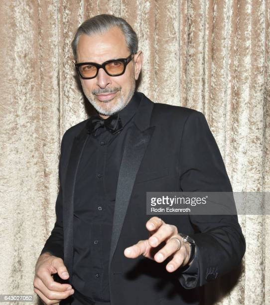 Jeff Goldblum attends 2017 Writers Guild Awards LA Ceremony at The Beverly Hilton Hotel on February 19 2017 in Beverly Hills California
