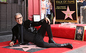 Jeff Goldblum Honored With Star On The Hollywood Walk...