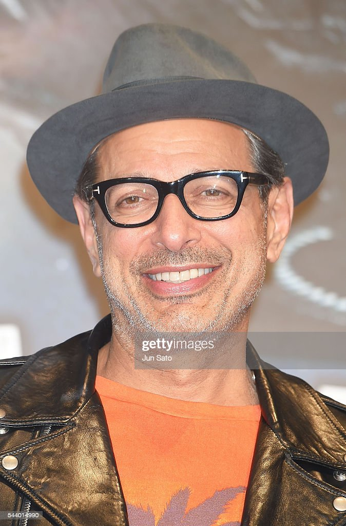 <a gi-track='captionPersonalityLinkClicked' href=/galleries/search?phrase=Jeff+Goldblum&family=editorial&specificpeople=204160 ng-click='$event.stopPropagation()'>Jeff Goldblum</a> attends the premiere for 'Independence Day: Resurgence' at Roppongi Hills on June 30, 2016 in Tokyo, Japan.