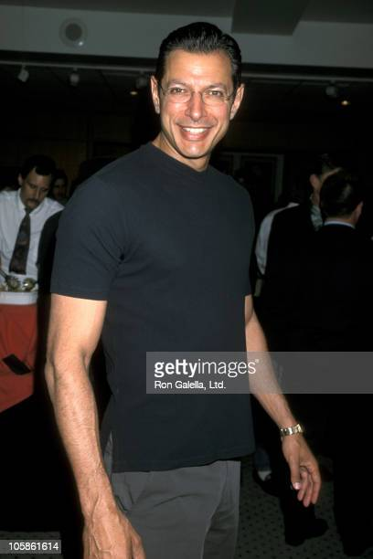 Jeff Goldblum during 'Nashville' Beverly Hills 25th Anniversary Screening at Samuel Goldwyn Theater in Beverly Hills CA United States