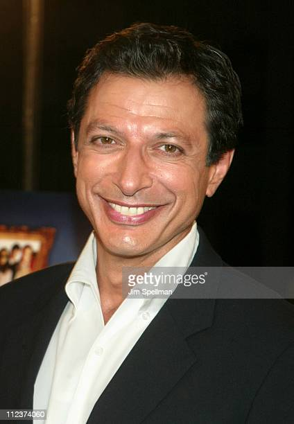 Jeff Goldblum during New York Premiere of 'Igby Goes Down' at Chelsea West Theatres in New York City New York United States