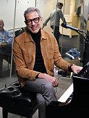 Jeff Goldblum Performs On SiriusXM's Real Jazz Channel...