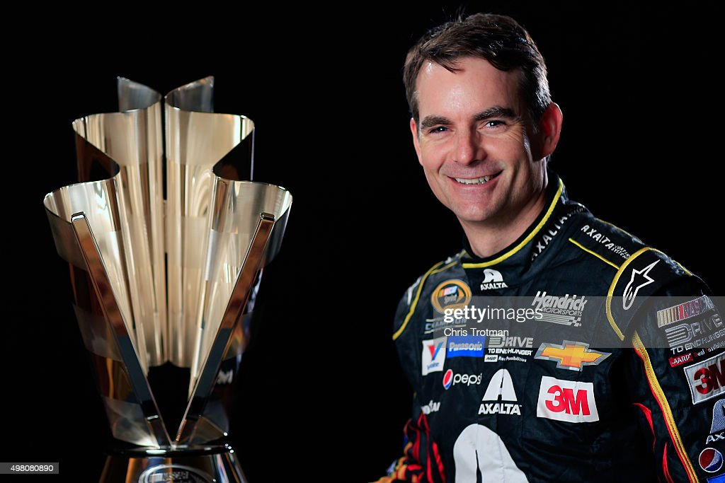 NASCAR Sprint Cup Championship 4 Media Day
