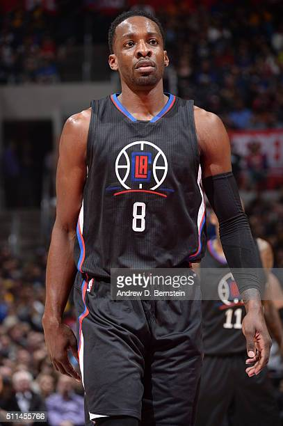 Jeff Green is seen during the game against the Golden State Warriors on February 20 2016 at STAPLES Center in Los Angeles California NOTE TO USER...