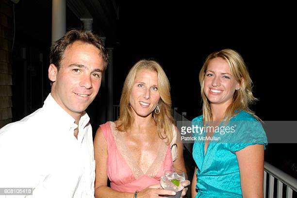 Jeff Green Melissa Barcomb and Brook Albright attend Patrick McMullan Dave Zinczenko invite you to a Summer BBQ for Eric Kimberly Villency at 12...