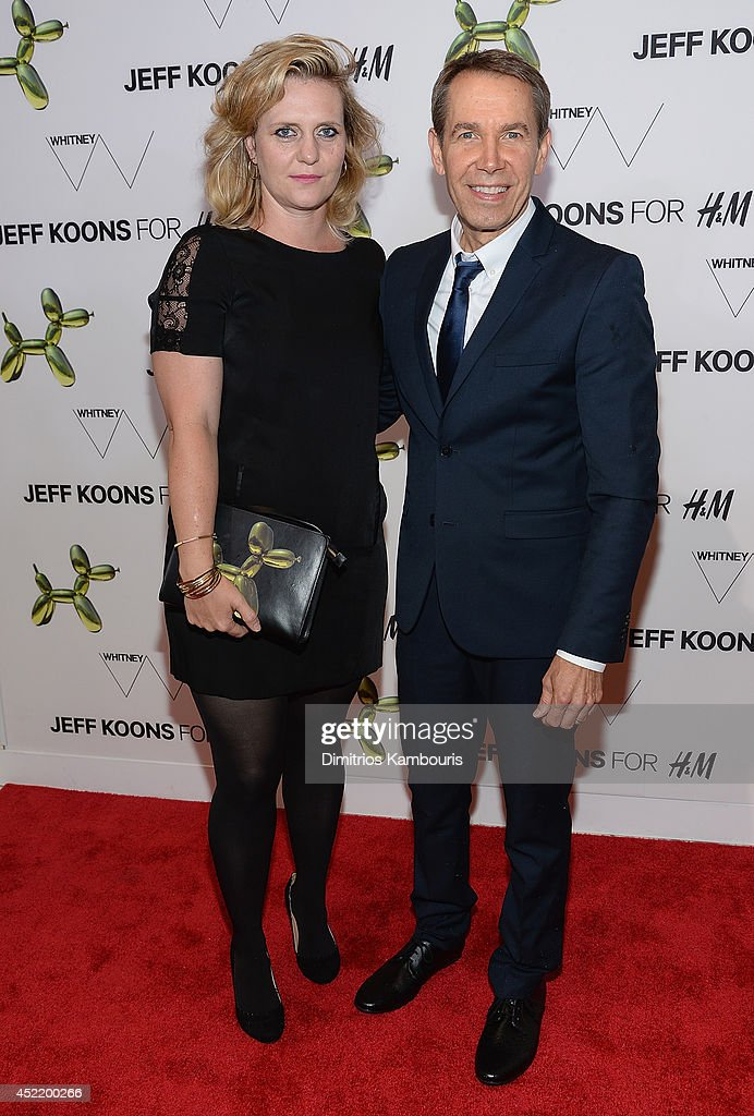 <a gi-track='captionPersonalityLinkClicked' href=/galleries/search?phrase=Jeff+Koons&family=editorial&specificpeople=220233 ng-click='$event.stopPropagation()'>Jeff Koons</a> and guests attend the H&M Flagship Fifth Avenue Store launch event at H&M Flagship Fifth Avenue Store on July 15, 2014 in New York City.