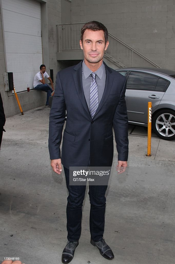 Jeff Lewis as seen on July 11, 2013 in Los Angeles, California.