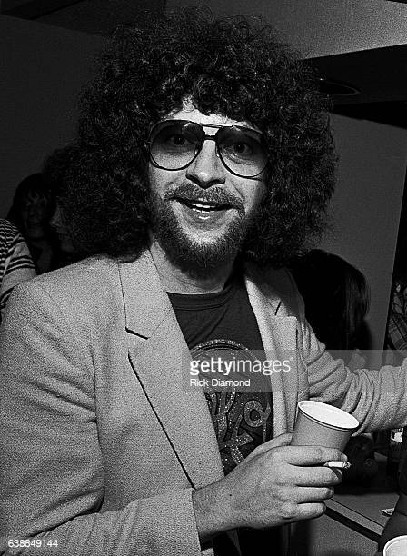 Jeff Lynne of ELO press reception at the Peachtree Plaza in Atlanta Georgia July 06 1978