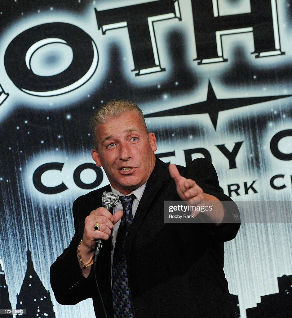 Jeff Norris attends Laughter Saves Lives Comedy Night to Benefit The Tribute 9/11 Visitor Center at Gotham Comedy Club on June 12, 2013 in New York City.
