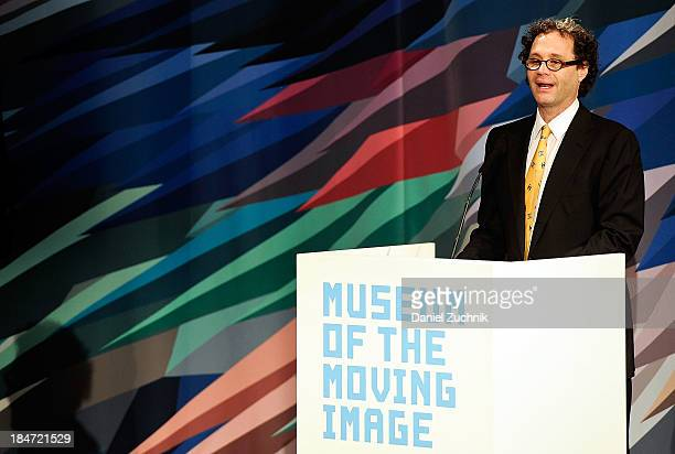 Jeff Pancer attends Iconic Characters Of Comedy Series 'MASH' at Museum of Moving Image on October 15 2013 in New York City