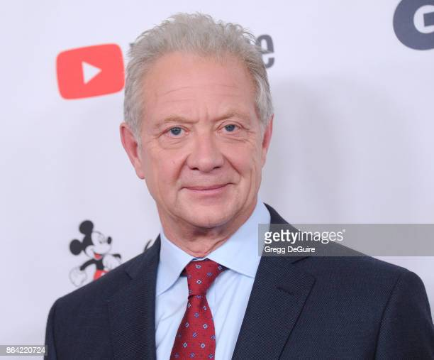 Jeff Perry arrives at the 2017 GLSEN Respect Awards at the Beverly Wilshire Four Seasons Hotel on October 20 2017 in Beverly Hills California