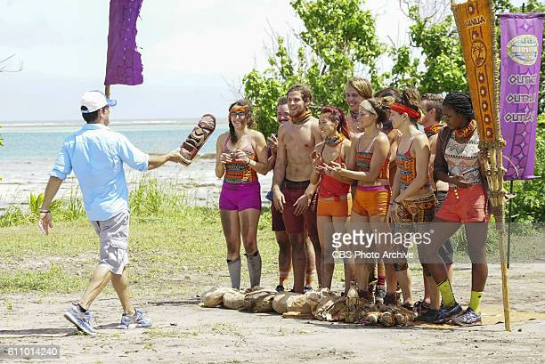 Jeff Probst awards the Vanua Tribe on SURVIVOR Millennials vs Gen X when the Emmy Awardwinning series returns for its 33rd season with a special...