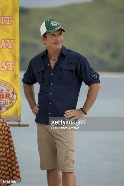 Jeff Probst host of SURVIVOR themed 'Heroes vs Healers vs Hustlers' when the Emmy Awardwinning series returns for its 35th season premiere on...