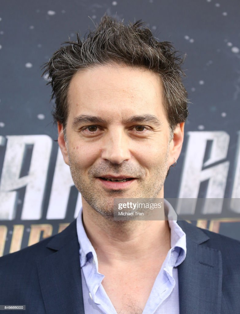 Jeff Russo attends the Los Angeles premiere of CBS's 'Star Trek: Discovery' held at The Cinerama Dome on September 19, 2017 in Los Angeles, California.