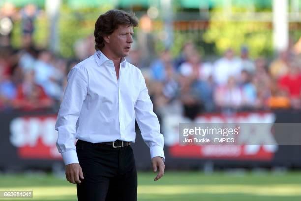 Jeff Saibene FC Aarau coach