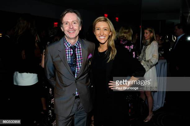 Jeff Sampson and Taylor Snelly attend the Decoration and Design Building celebrates the 2017 winners of the DDB's 10th Anniversary of Stars of Design...