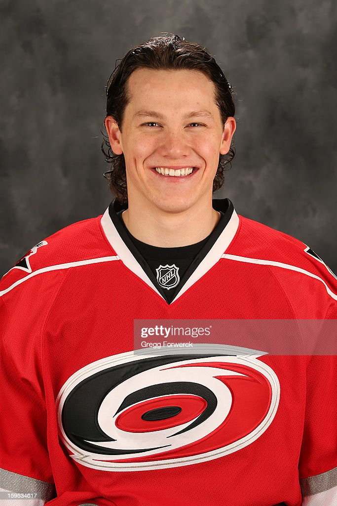 <a gi-track='captionPersonalityLinkClicked' href=/galleries/search?phrase=Jeff+Skinner&family=editorial&specificpeople=3147596 ng-click='$event.stopPropagation()'>Jeff Skinner</a> #53 of the Carolina Hurricanes poses for his official headshot for the 2012-2013 season on January 13,2013 in Raleigh, North Carolina.
