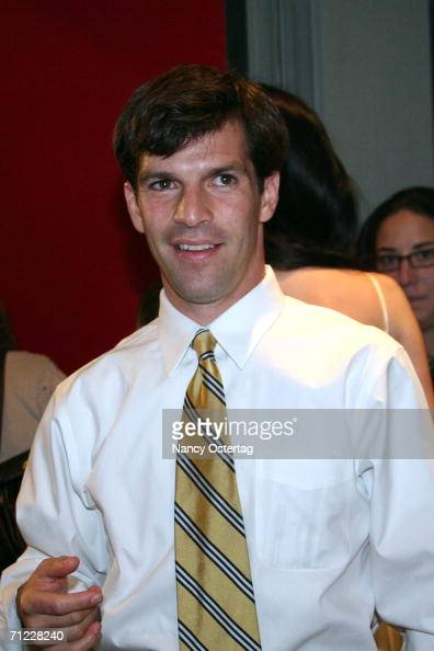 Jeff Smith arrives for a screening of 'Can Mr Smith Get To Washington Anymore' at Silverdocs on June 16 2006 in Silver Spring Maryland