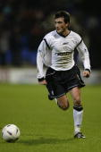 Jeff Smith of Bolton Wanderers runs with the ball during the FA Cup third round match between Bolton Wanderers and Sunderland held on January 4 2003...