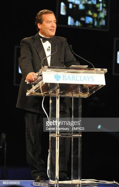 Jeff Stelling at the PFA Player of the Year Awards 2009 at the Grosvenor House Hotel London