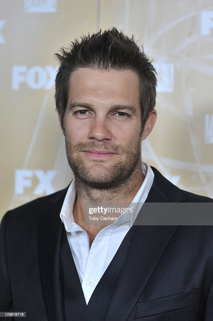 Jeff Stoltz arrives for the Fox Broadcasting Company, Twentieth Century Fox Television And FX 2011 Emmy after party on September 18, 2011 in West Hollywood, California.