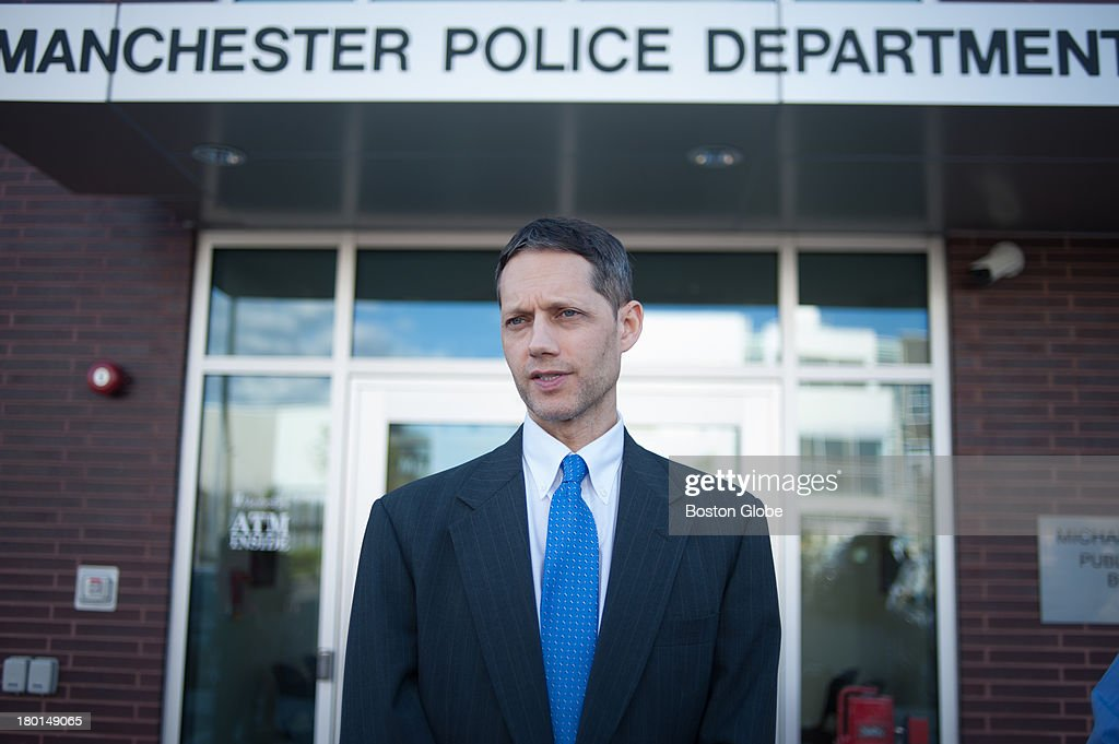 Jeff Strelzin, Chief of Homicide at the New Hampshire Attorney General's office, briefed reporters after a double shooting at the Manchester YWCA on Concord Street. According to Strelzin, Muni Savyon, 54, shot and killed his son Joshua, 9, before turning the gun on himself. The incident happened during a supervised custody visit on Sunday morning. According to Strelzin, Savyon had previously threatened to harm himself and his son.