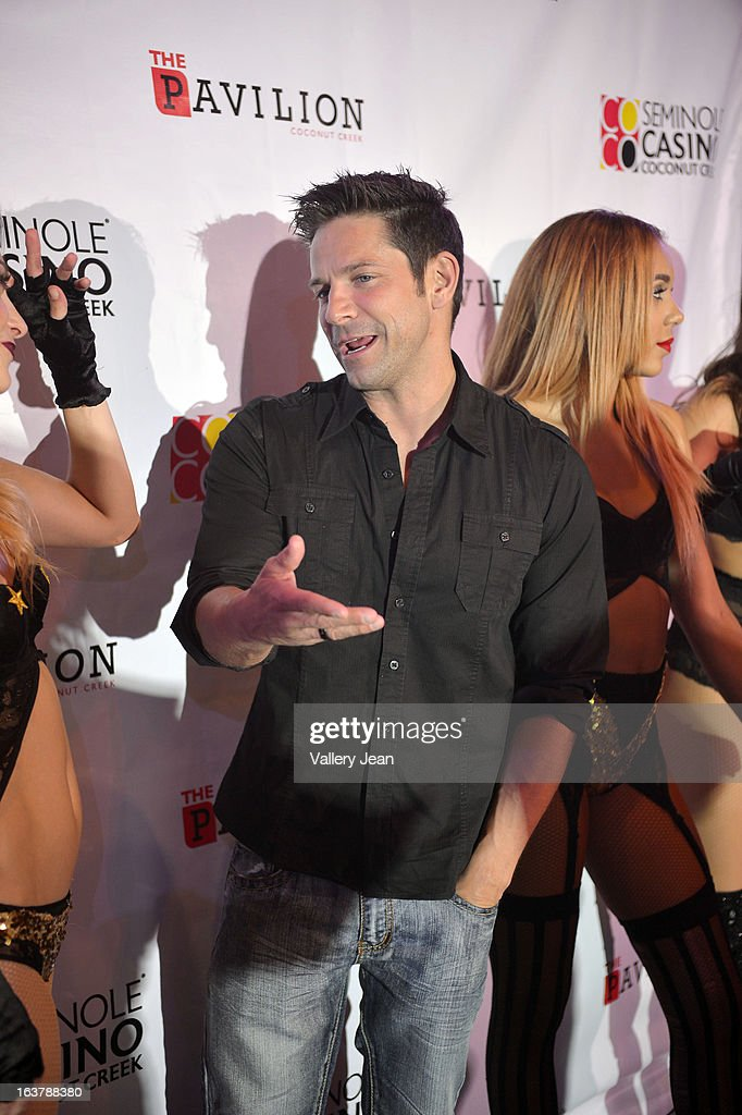 <a gi-track='captionPersonalityLinkClicked' href=/galleries/search?phrase=Jeff+Timmons&family=editorial&specificpeople=994981 ng-click='$event.stopPropagation()'>Jeff Timmons</a> poses for a portrait after The Knockouts Burlesque Show at Seminole Casino Coconut Creek on March 15, 2013 in Coconut Creek, Florida.