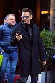 Celebrity Sightings in New York City - November 23, 2017