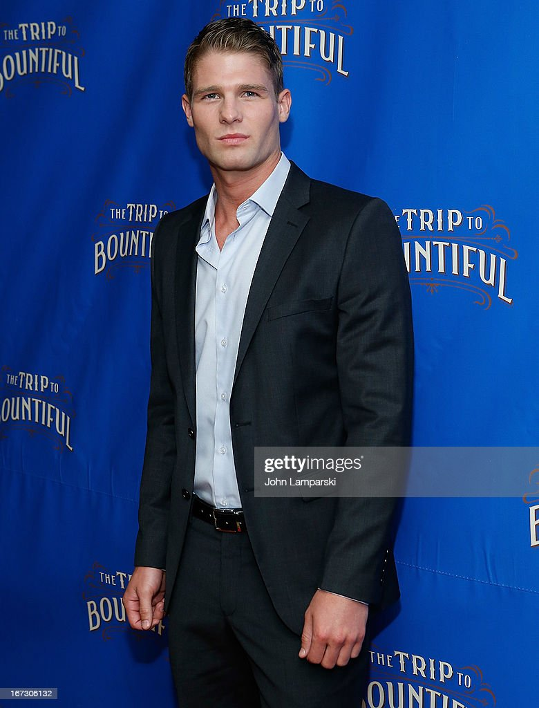 Jeff Tomsik attends the 'The Trip To Bountiful' Broadway Opening Night after party at Copacabana on April 23, 2013 in New York City.